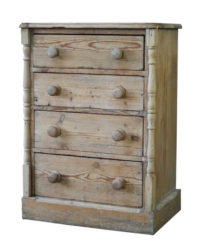 Chest of drawers by Kernow Antiques